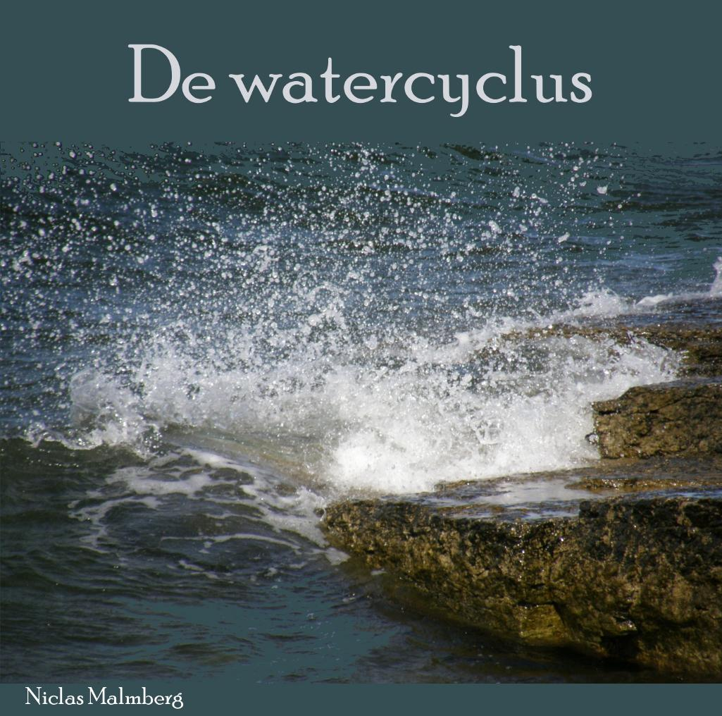 De kringloop van het water - Groen behang van het water ...