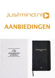 5 Minute Journal + Productivity Planner (Aanbiedingen)