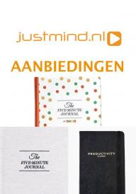 5 Minute Journal + Productivity Planner + 5 Minute Journal for Kids (Aanbiedingen)